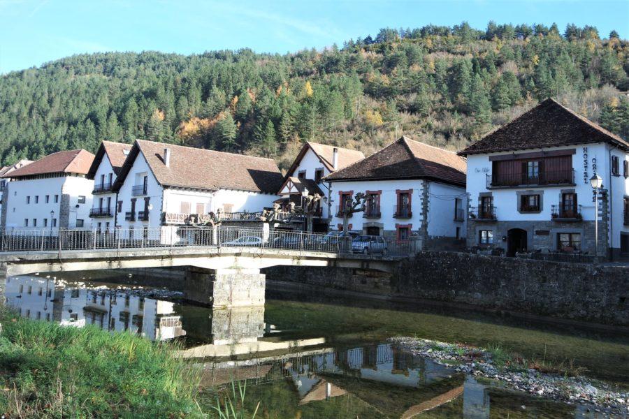 Reflejos de Ochagavía, Navarra