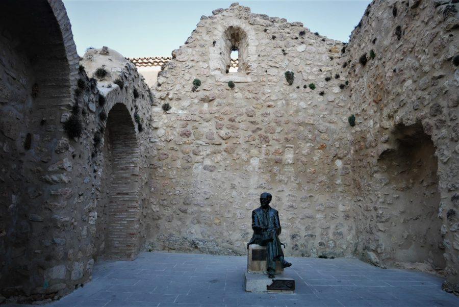 Ruinas de la iglesia de San Pantaleón