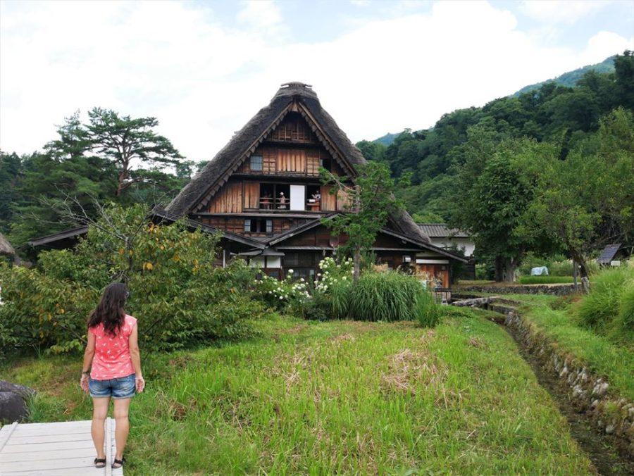 Visita a Shirakawa-go en Japón