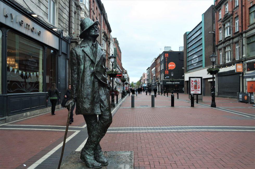 James Joyce, Dublín