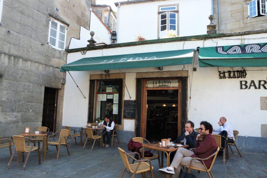 Bares de Santiago de Compostela