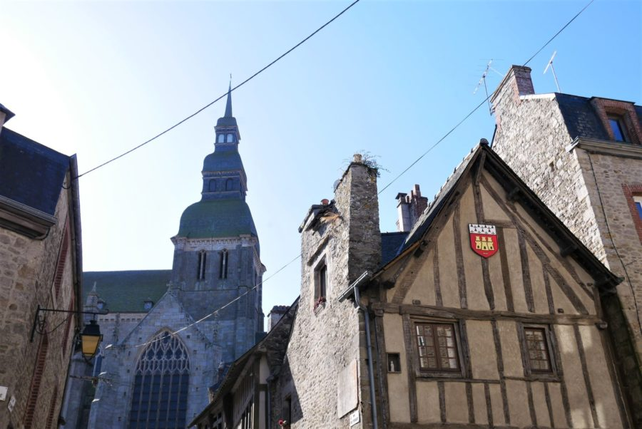 El encanto de Dinan, ciudad medieval de la Bretaña