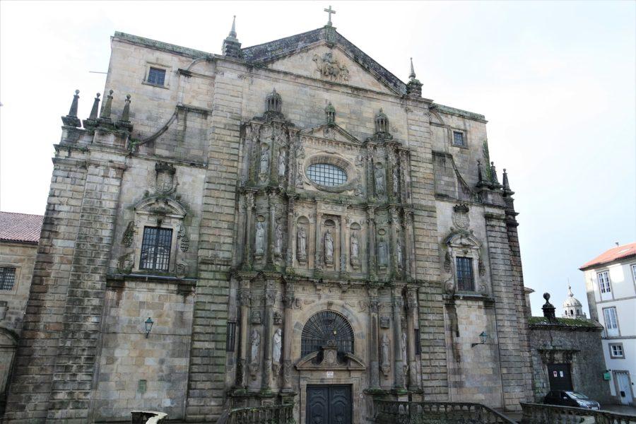 Monasterios de Santiago de Compostela