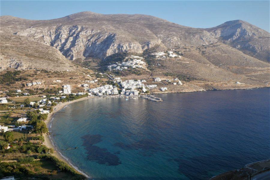 Playa de Aegiali, Amorgos