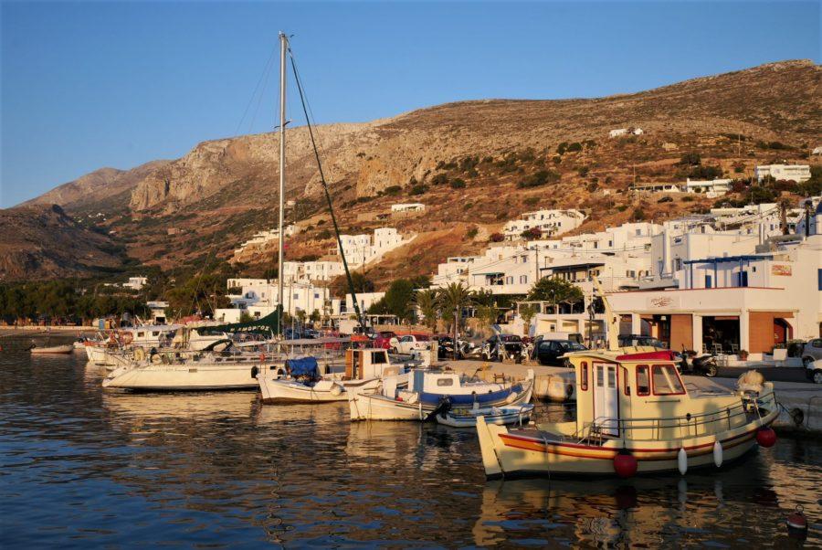 Puerto de Aegiali