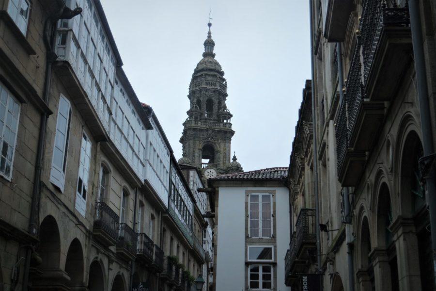 Lo mejor es dormir en el centro histórico de Santiago de Compostela