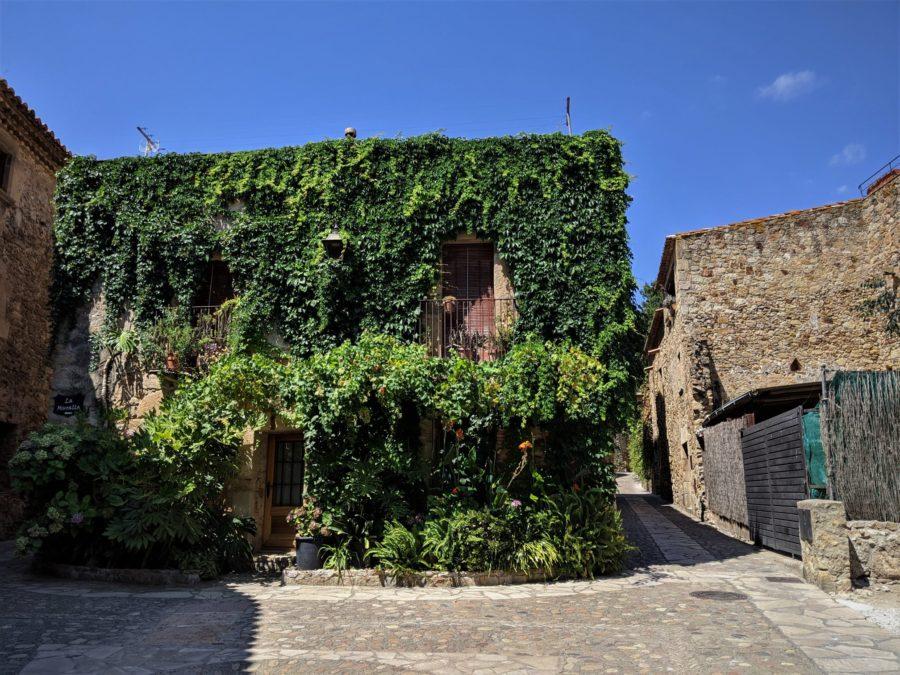 Casas en Pals, Girona
