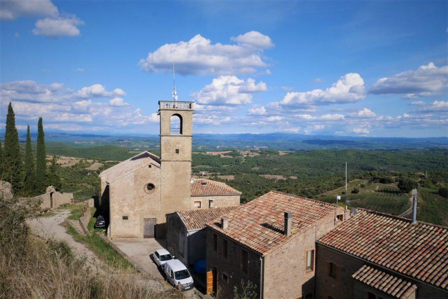 Castelladral, ruta por el Bages