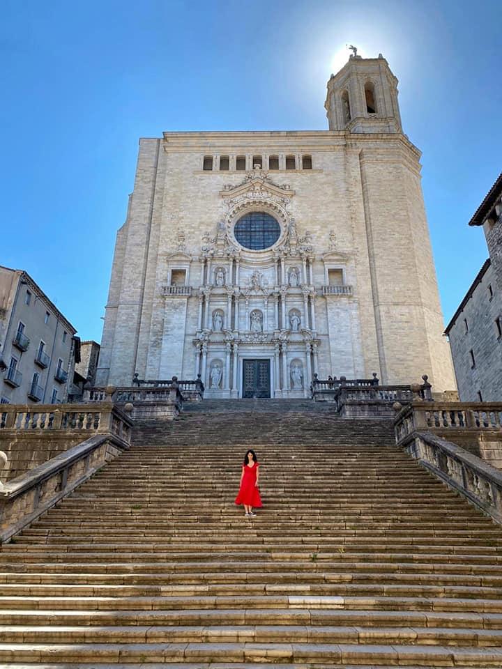 Catedral de Girona, escenarios de Juego de Tronos en Girona