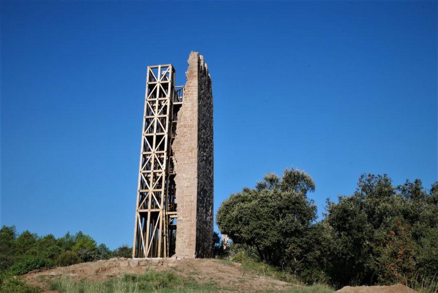 El castillo de Merola