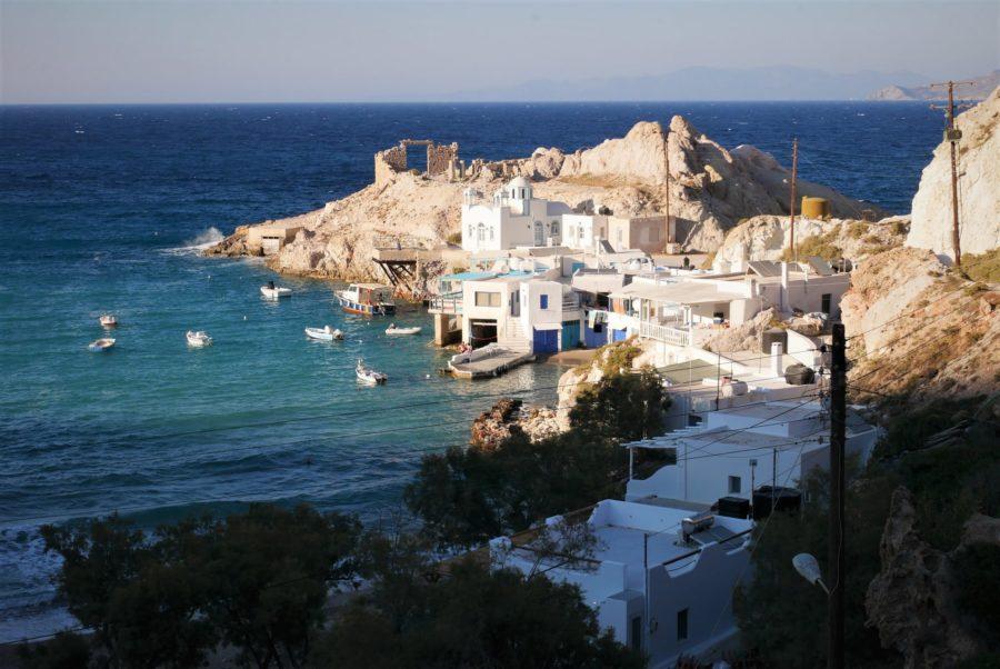 Firopotamos, Milos Grecia