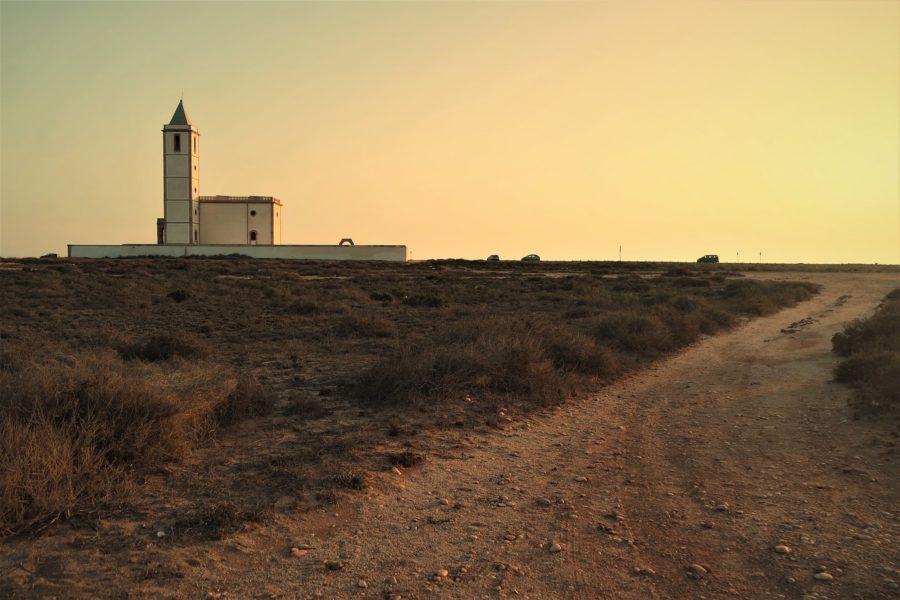 Iglesia de Las Salinas, Cabo de Gata