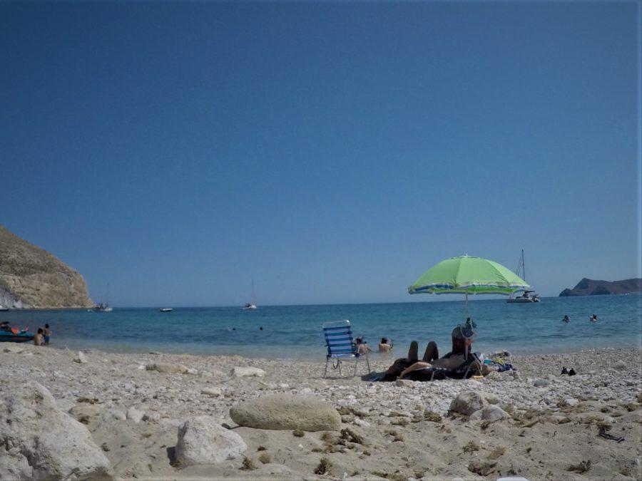 Playa de la cala de San Pedro