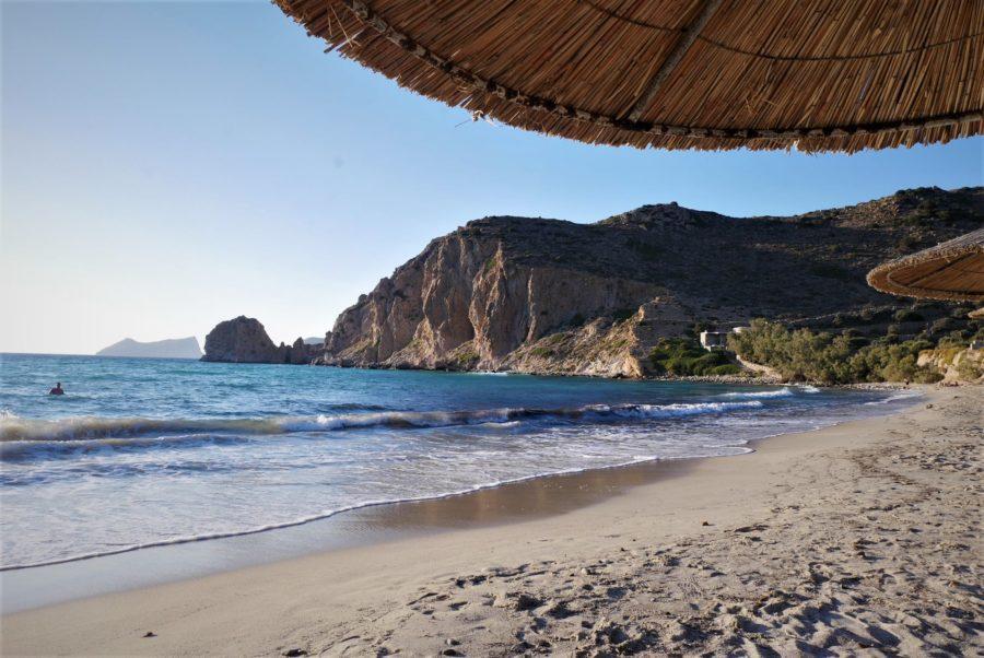 Playas de Milos, Grecia