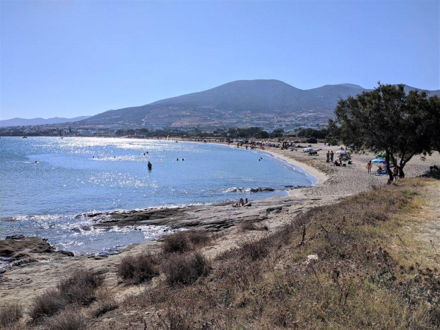 Playas del este de Paros