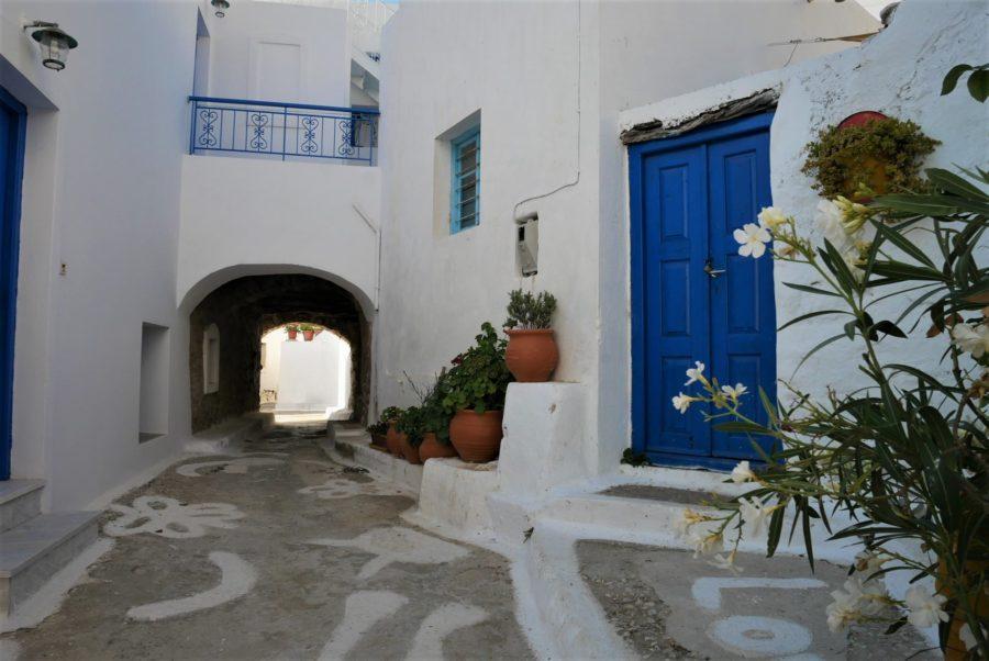 Rincones de Amorgos, ruta por las islas griegas