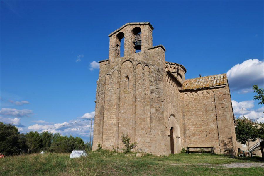 Sant Cugat del Racó, ruta por el Berguedà y el Bages en Barcelona