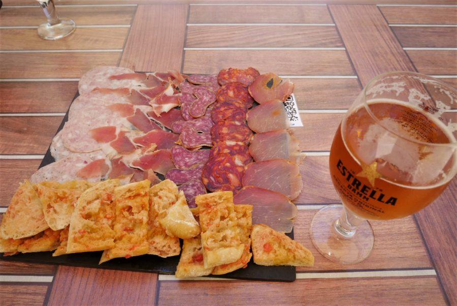 Tapas en Girona