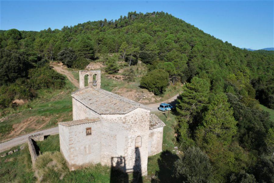 Vistas desde la torre de Merola