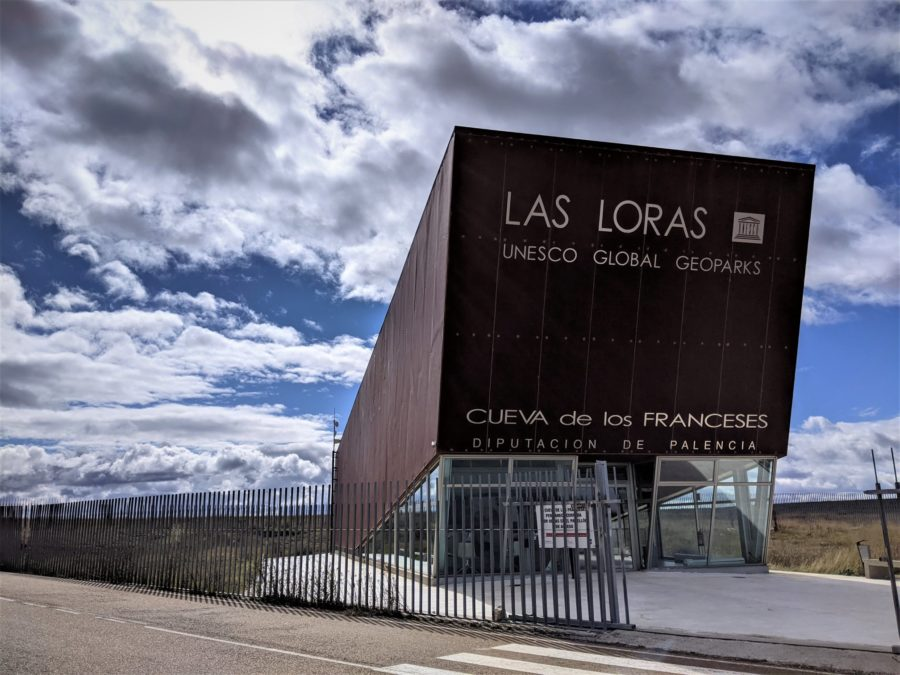 Geoparque Las Loras, cueva de los Franceses