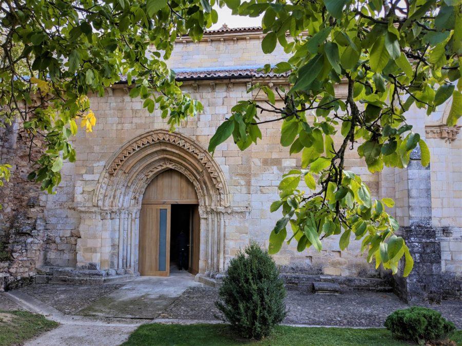 Iglesia de San Andrés, arte románico en Palencia