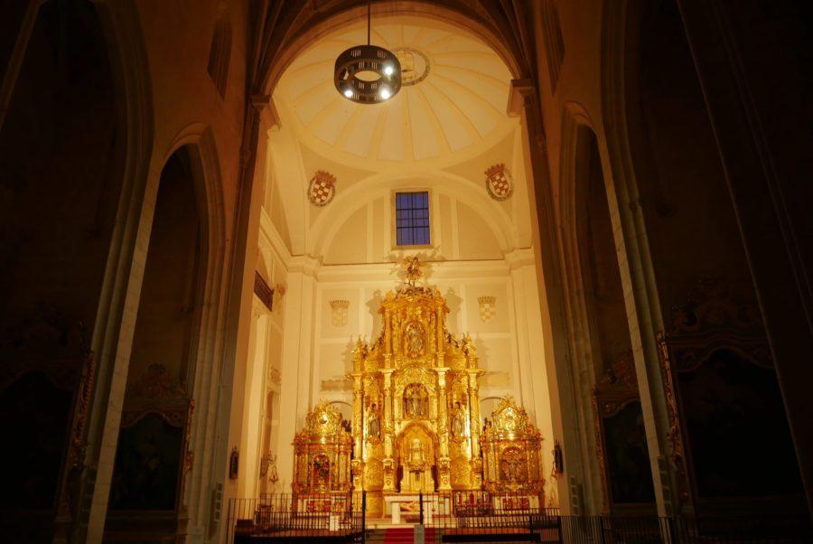 Iglesia del monasterio de Santa Clara, Medina de Pomar