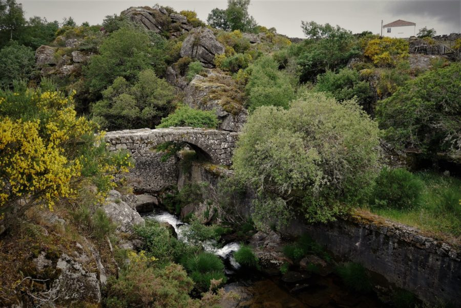 Ponte Velha, qué ver en Castro Laboreiro, norte de Portugal
