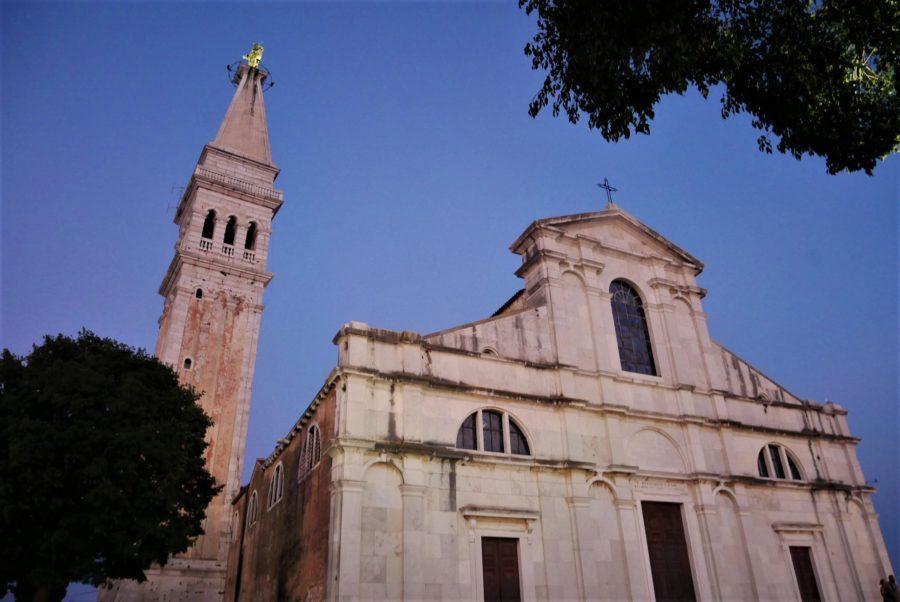 Basílica de Santa Eufemia, Rovinj
