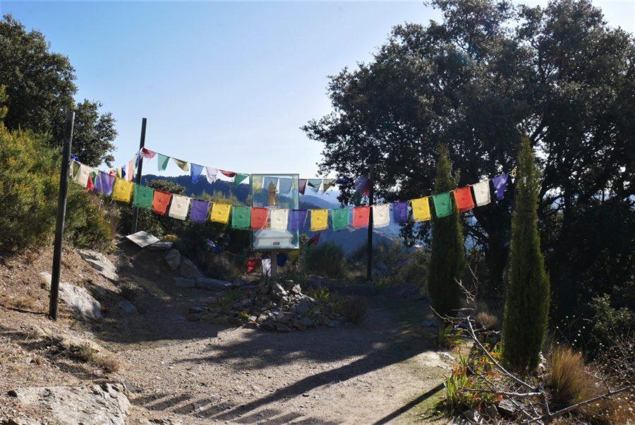 El pequeño Tíbet de Granada