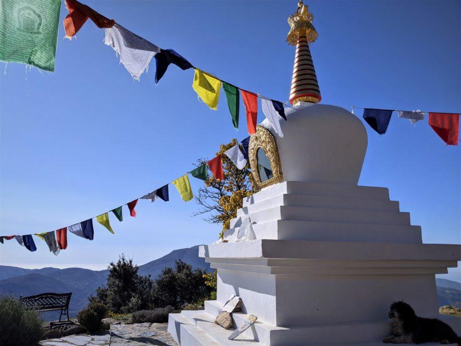 Estupa budista, O Sel Ling
