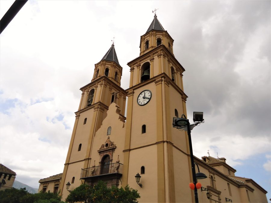 Iglesia parroquial, qué ver en Órgiva, la Alpujarra