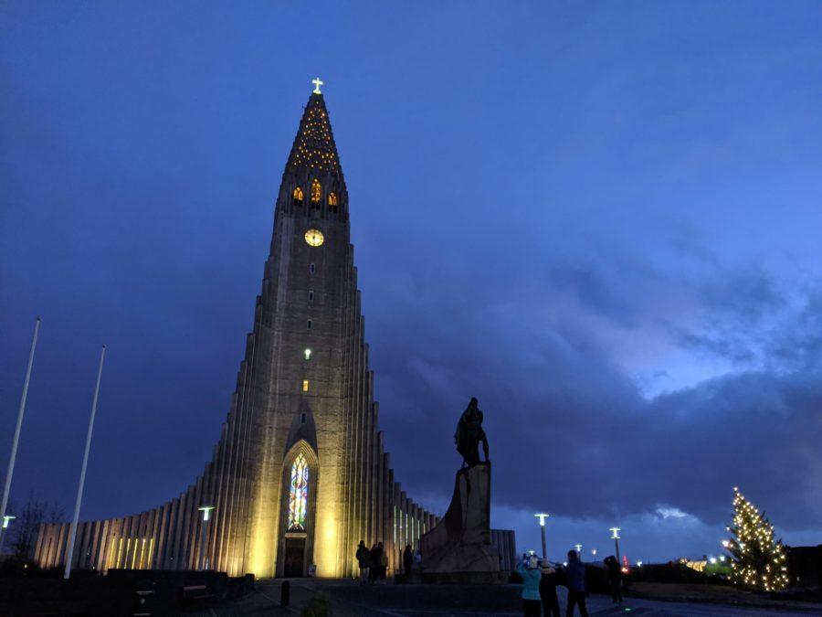 Iglesia vikinga de Reykjavík