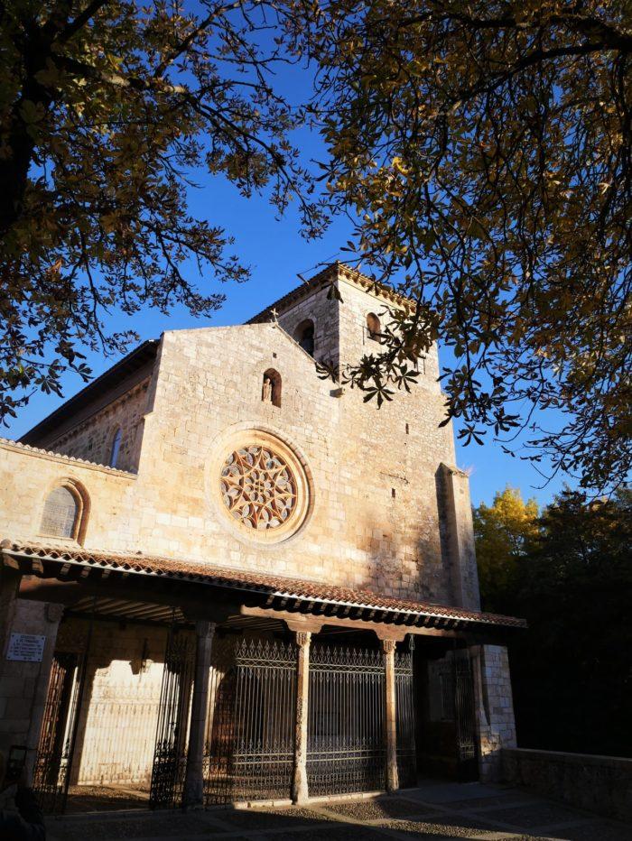 La Colegiata de Covarrubias, Burgos