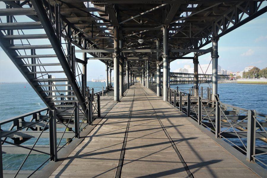 Muelle del río Tinto, qué ver en Huelva