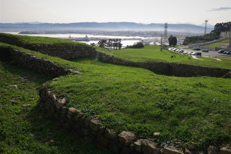 Poblado fortificado de Noega, Parque Arqueológico de Campa Torres