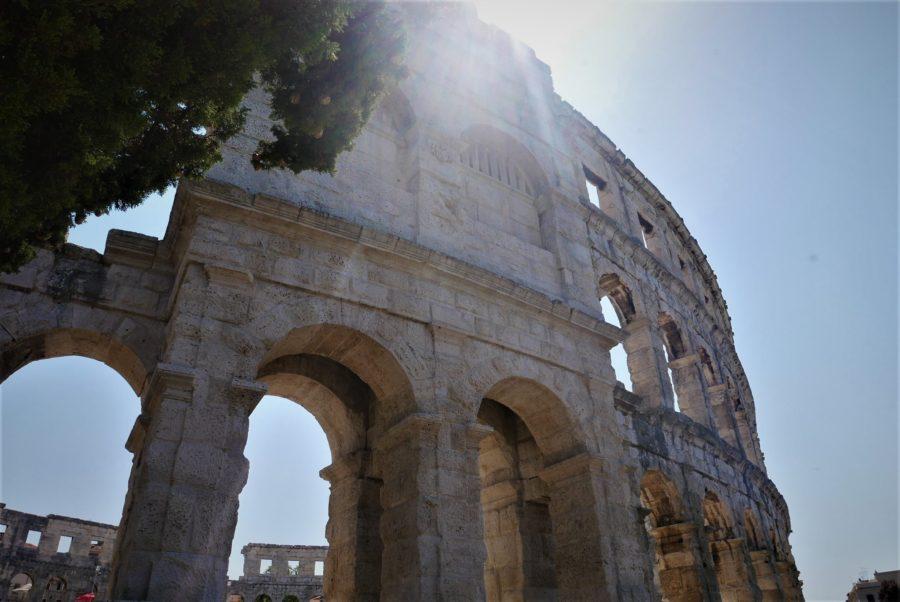 Anfiteatro romano, qué ver en Pula Croacia