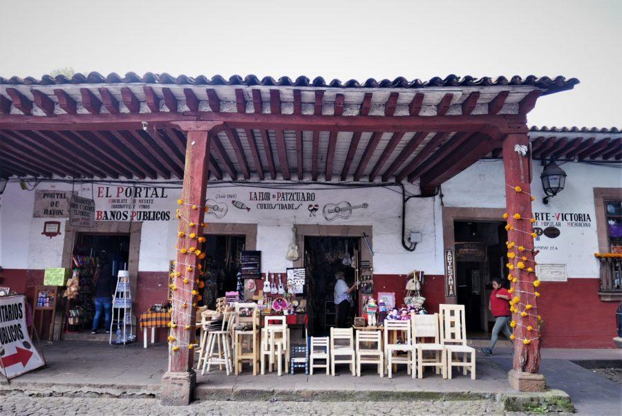 Artesanías de Michoacán, qué ver en Pátzcuaro