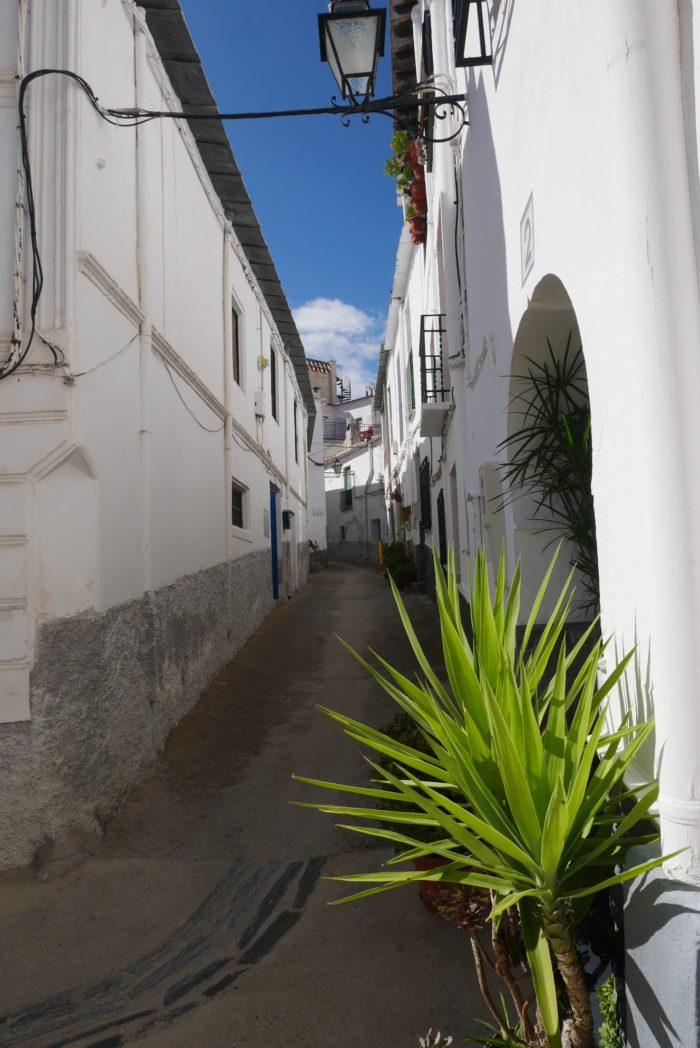 Calles de Yegen