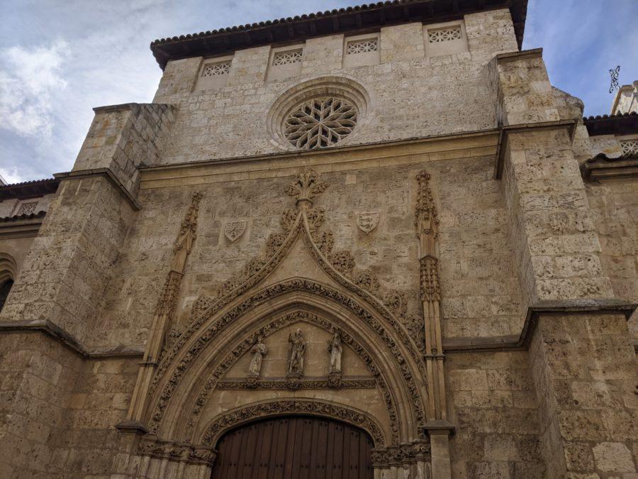 Convento de las clarisas, qué ver en Palencia capital