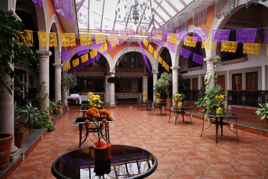 Hotel en Pátzcuaro, Michoacán