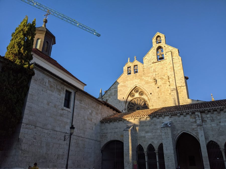Iglesia de San Francisco, qué ver en Palencia