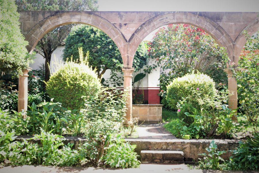 Jardines, Casa de los Once Patios