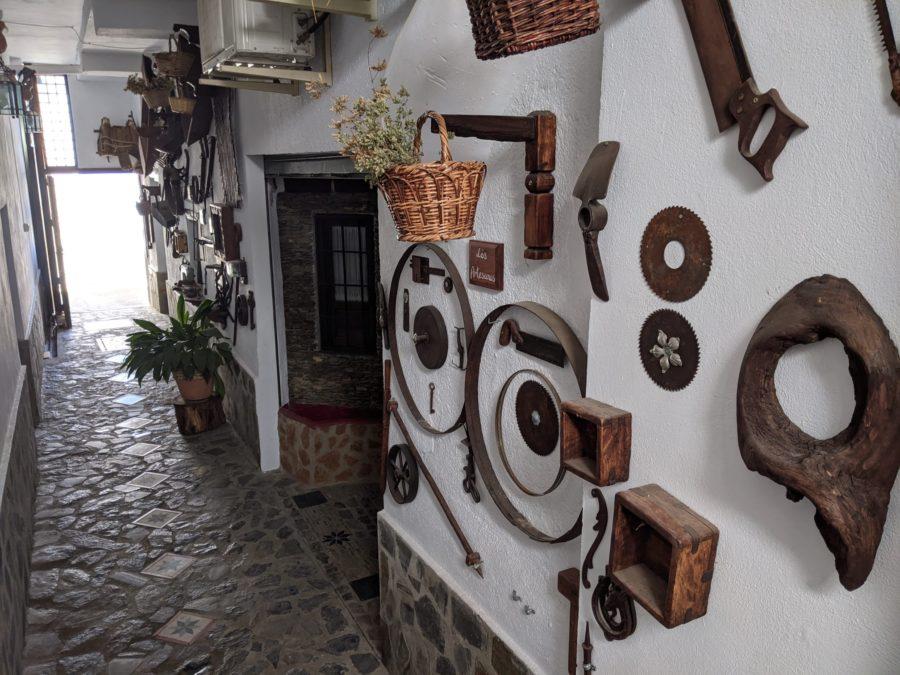 Mecina Bombarón, Granada