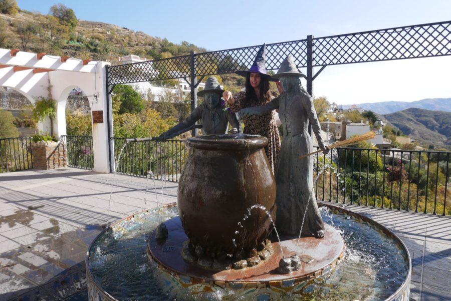 Mirador del Embrujo, Soportújar, qué ver en la Alpujarra granadina