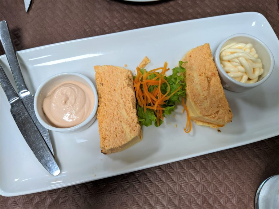 Pastel de cabracho, donde comer en Gijón