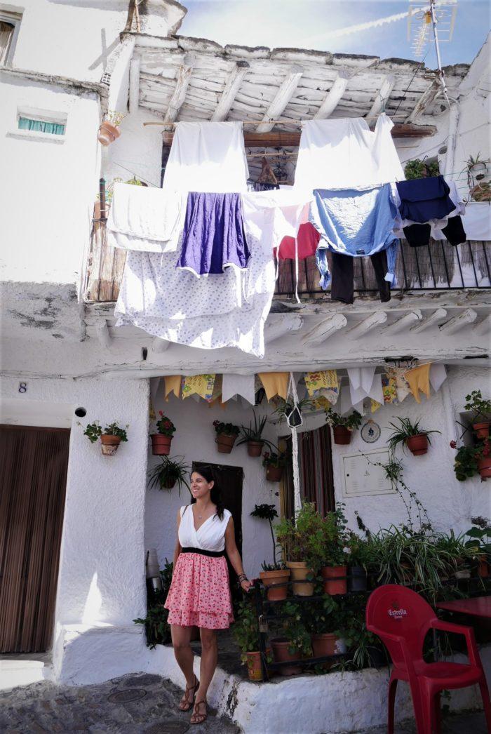 Rincones de la Alpujarra granadina, Pampaneira
