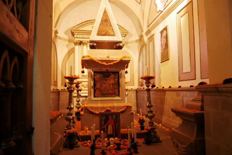Sepulcro Vasco de Quiroga, Pátzcuaro