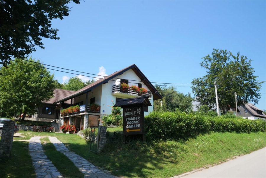 Alojamiento en Plitvice