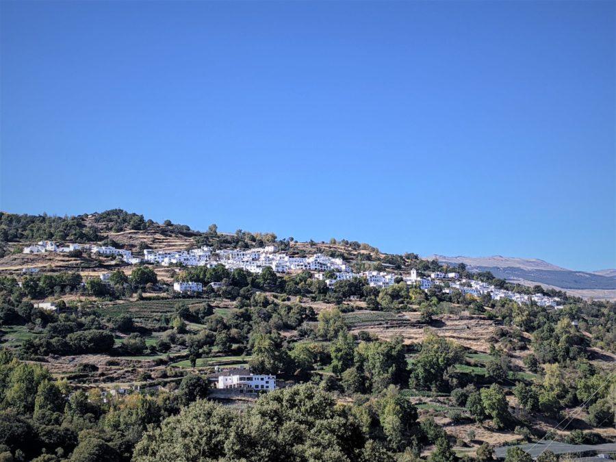 Bérchules, el vergel de La Alpujarra granadina