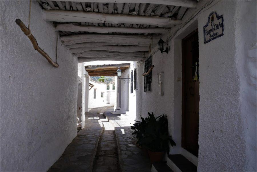 Calles de Pampaneira, el barranco del Poqueira, La Alpujarra de Granada
